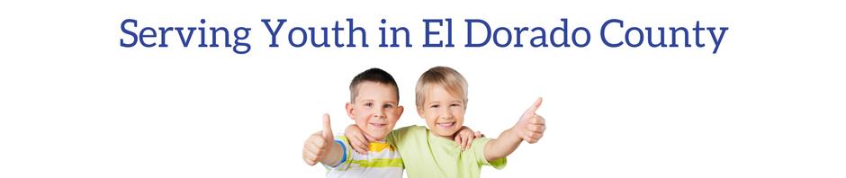 Serving Youth in El Dorado County
