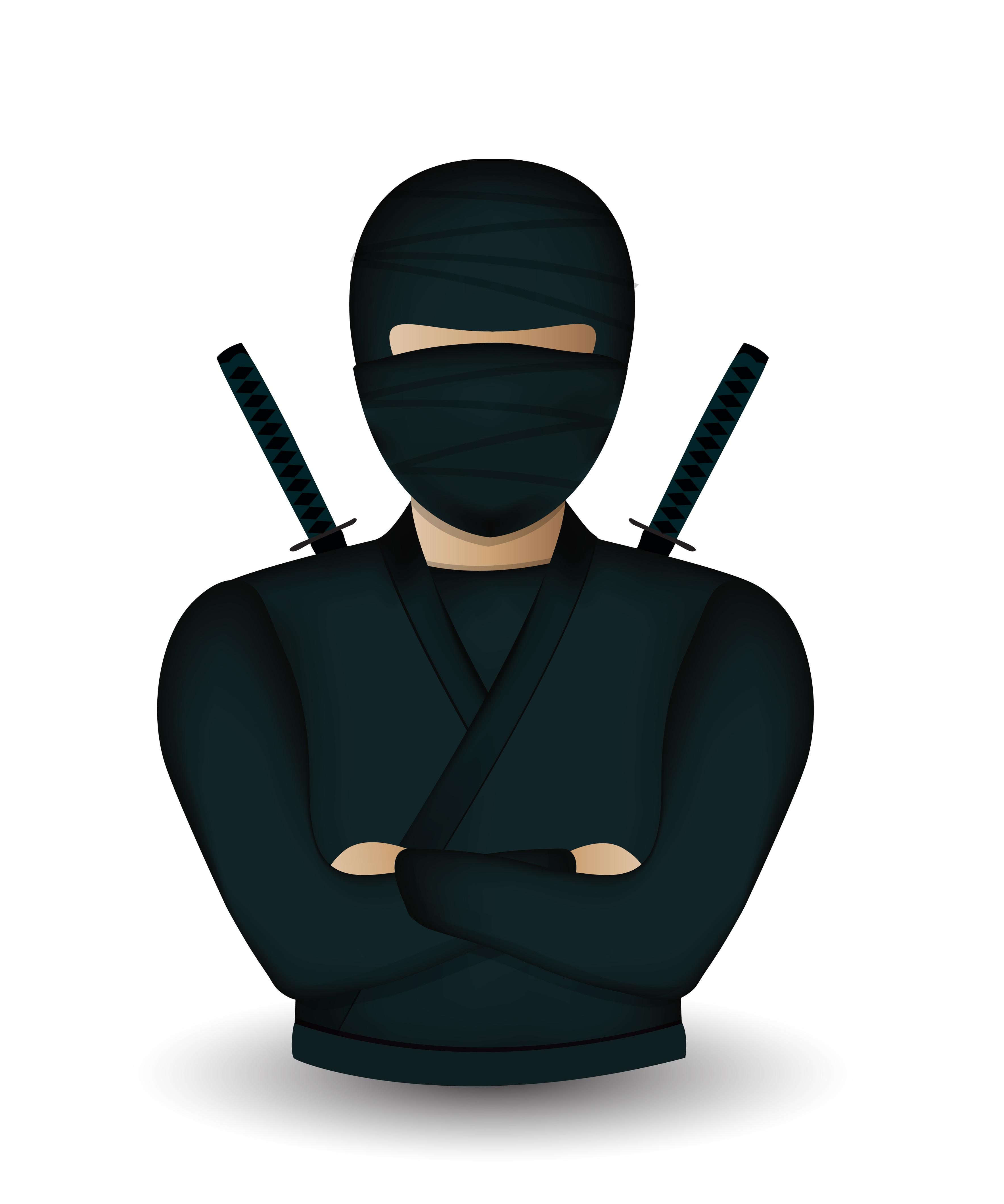 Ninja warrior avatar